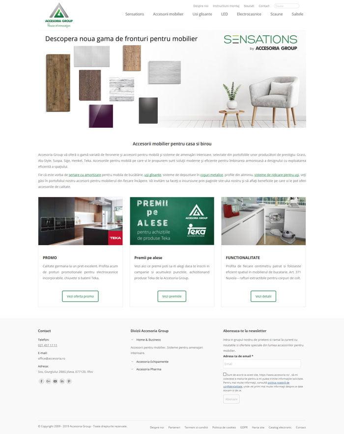 Servicii Web Design, SEO, Dezvoltare Web