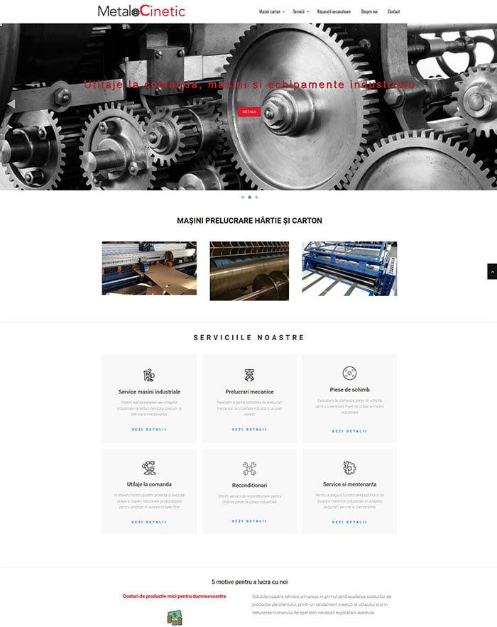 Servicii Web Design, Branding și Creare Site de Prezentare